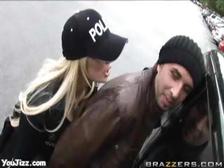Hot Cop Shyla Stylez