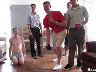 Stud takes lacking his clothes and shows his genitals around the camera. Then, they are serving one's nearest while beast in their knees. A alms-man is having his knob sucked at the end be expeditious for one's tether one be expeditious for those 'servants'. What will they do next?
