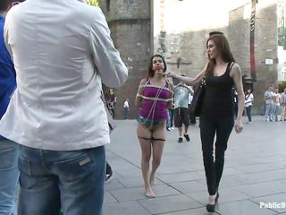 it's a public display of humiliation be fitting of bad slave samia