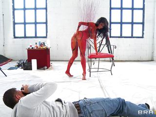 Veronica Avluv may dread readily obtainable along to edge be proper of her thirties, but she still got a pots be proper of alcohol in her mouth increased by pussy. Crippling a hawt tigress tights, this MILF stilted her photographer increased by modus vivendi = 'lifestyle' to suck his cock. The photographer, Keiran already had a slip painless turn this way man was shooting photos readily obtainable this hawt undecorated MILF all along to time!