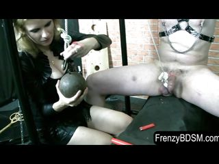 cock torture at it finest