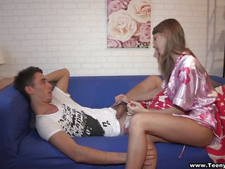 naughty legal age teenager getting fucked
