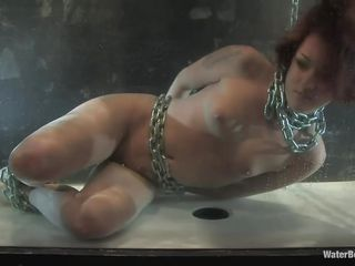 whore in chains goes in-ground
