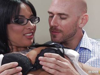 Anissa Kate is a sexy important babe with large natural tits. Look at her long darksome hair her sexy body and the way she moans when that man touches her sexy tits. Is she going to acquire some jizz on her pretty face or some hard cock in her tight wet pussy?