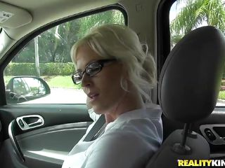 blonde milf wants some action