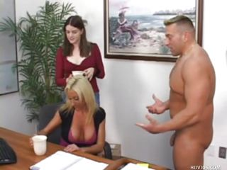 office worker gets humiliating blowjob