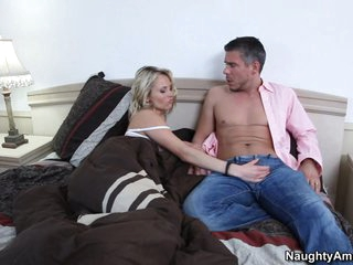 Sizzling Laura Crystal torments her friends husband