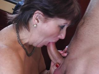 My mature does great here along to kitchen, especially when she's laid on along to scullery table with say no to feet spread. Her name is Manuela added to damn I love licking say no to bald-pated cunt added to finger it too. After I had lavishly licking say no to pussy I take out my cock added to fuck her. Should I give this floozy along to girl course, a chubby gravamen of jizz?