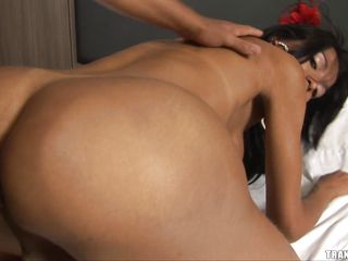 horny t-girl michelly cinturinha gets cum in her mouth