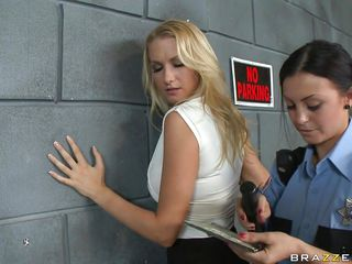 aleska nicole having enjoyment in prison