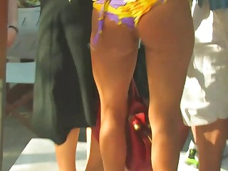 Bikini Ass Beauty (YT-CC-OVC) - PunXXX