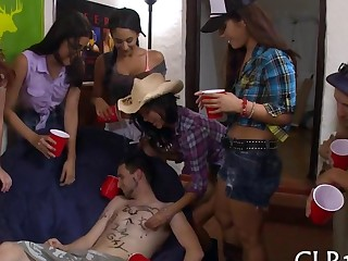 These lewd college hot sexy gals segment 28