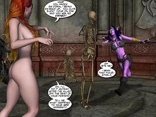 3D Comic: World of Neverquest 7