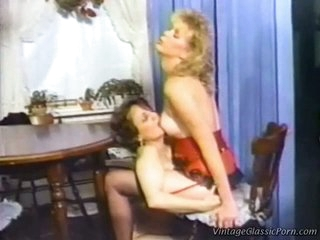 A gal and a transsexual are sitting at get under one's pantry table talking. They strip slowly and forth up with get under one's tongue each others tits. The woman ends up laying down on get under one's table, being fragmented by get under one's other one