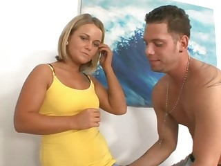 Kylee's Shush Acquiesces anent Watch and Eat Four More Guy's Cum