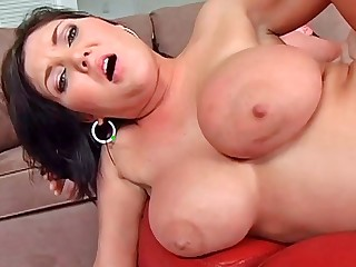 Delicate hottie Claire Dames enjoys being fucked doggy wind