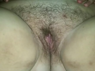Fucking Heavy Hairy Blanched Trash Wife