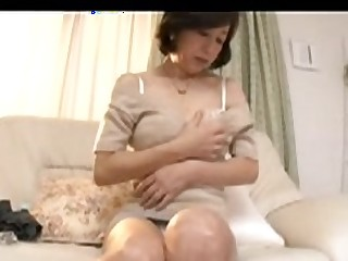 Old bag and Lustful Mother at Night 1