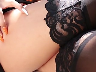 Hottest Japanese slut Ema Kisaki in Fabulous JAV uncensored DP scene