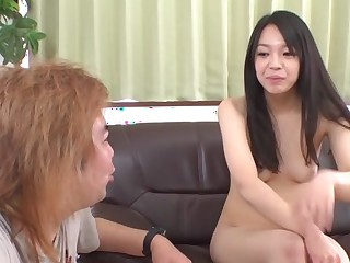 Awesome Japanese latitudinarian Natsuho close to Unbelievable JAV uncensored Hardcore video