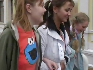 junior russian college girl. (funtik. Nura. Jersey).
