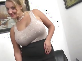 Mature boobs telling 3