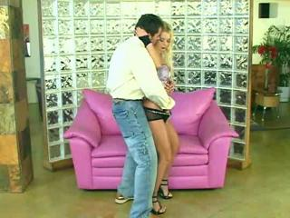 Blond tits mcgee hardcore dick riding