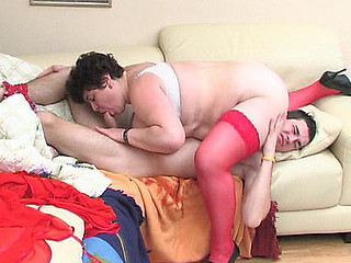 Strap-on Guy Porn Tubes