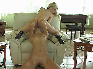 Annabel&Stella wicked lesbo act