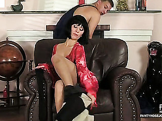 Mima&Peter pantyhosing on clip