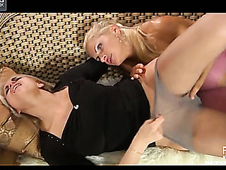Susanna&Hannah nasty hose movie
