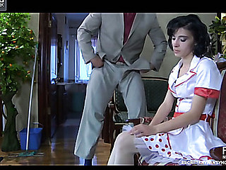 Whitney&Nicholas office pantyhose sex law