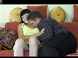 Muriel&Frank daddy sex action