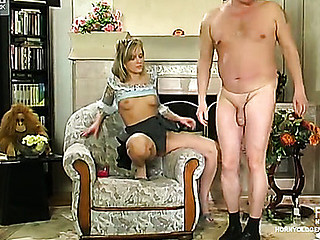 Benett&Morgan cutie and oldman action