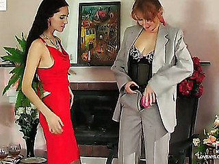 Judith&Irene awesome nylon episode