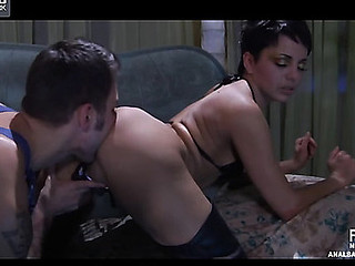 Viola&Marcus ardent anal video