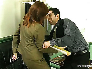 Laura&Sebastian nasty older movie