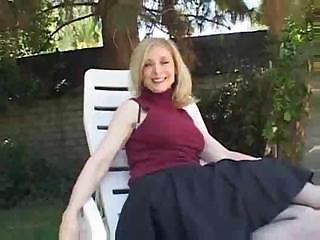 Nina Hartley: Hot Alfresco Sex POV
