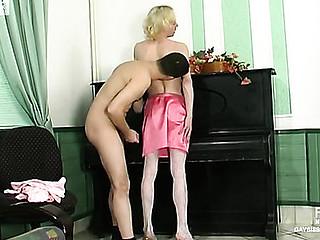Rudolf&Randolph homo sissy movie