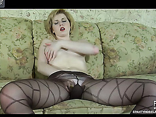 Alina pantyhose rag clip