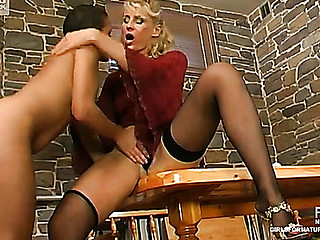 Bridget&Sheila live lesbo older act