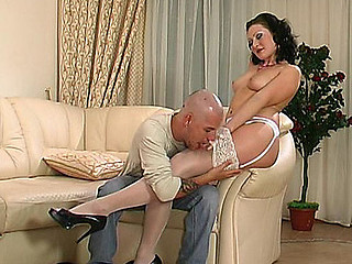 Gwendolen&Benjamin raging nylon action