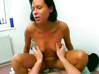 German slut gets fucked - Sascha Production