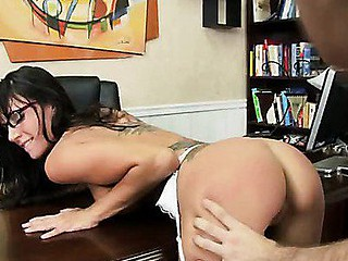 Ms. DiMarco, Will U Please Cum Into My Office?