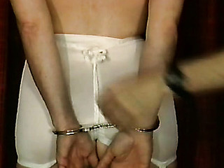 Sweetheart bound with an increment of gagged