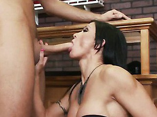 Jewels enjoys to go jewelry shopping. This Hottie has a very important objective when this babe does. That Hottie enjoys matching her lingerie with the jewelry that babe buys. There's only one way to do that and it's at the store. That Hottie takes her time and has her fun with the store owner during the time that this babe's at it. At 1st Keiran might be a tiny resistant, but it changes mighty quickly.