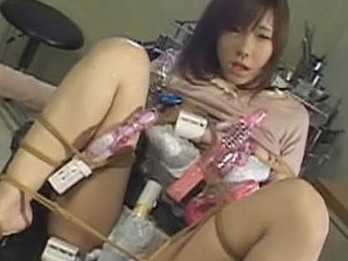 Several guys fondle Serina Hayakawa's sexy convocation plus this babe sucked their dongs plus screwed 'em. Then close to a doctors office that babe gets ricochet to a chairwoman plus alternate coition toys are attached on all sides of over her body.