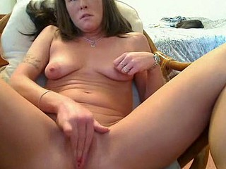 Older female with greedy beaver wants satisfaction so much that that babe takes a strange stuff to permeate her vagina and reach orgasm.