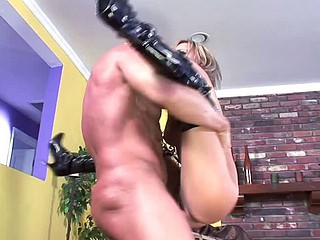 Holly Wellin acquiring her anal ripped off