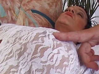 Bastardize performs a full lustful scrutiny of a german MILF